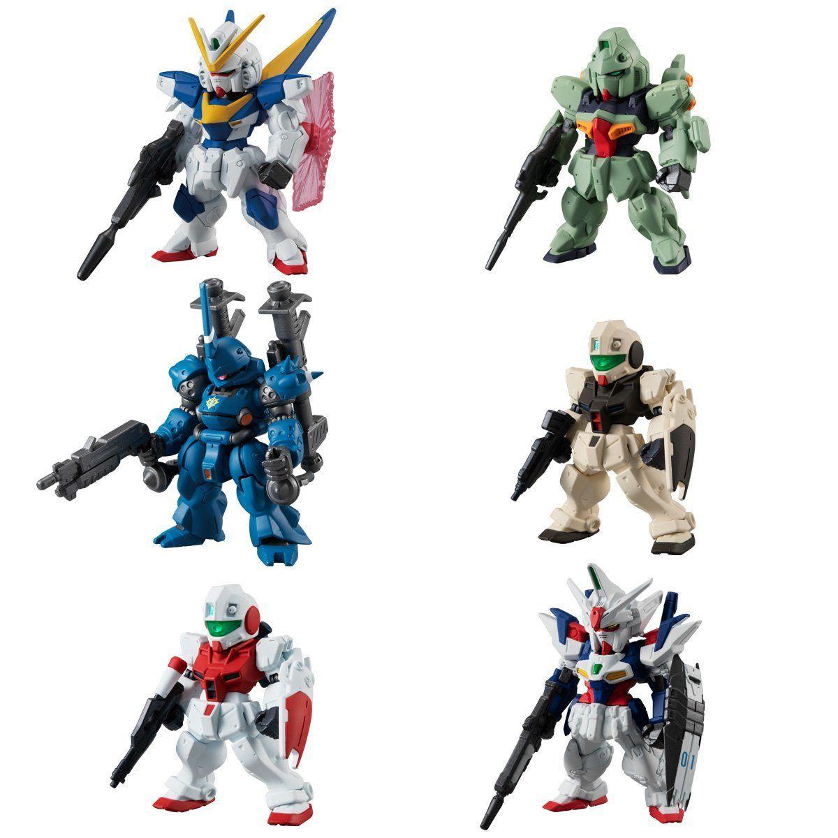 【食玩】機動戦士ガンダム『FW GUNDAM CONVERGE ♯18』10個入りBOX-001