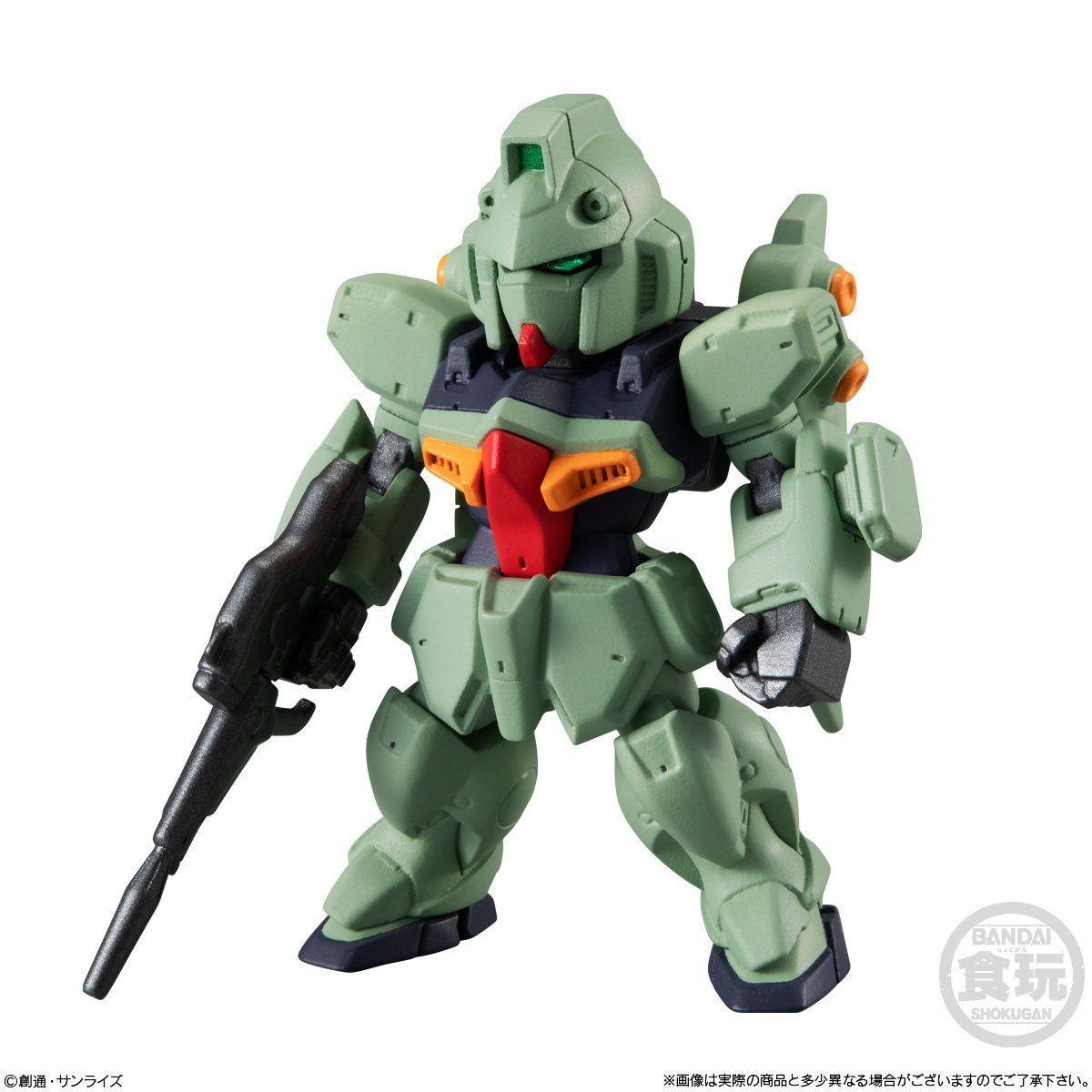 【食玩】機動戦士ガンダム『FW GUNDAM CONVERGE ♯18』10個入りBOX-003