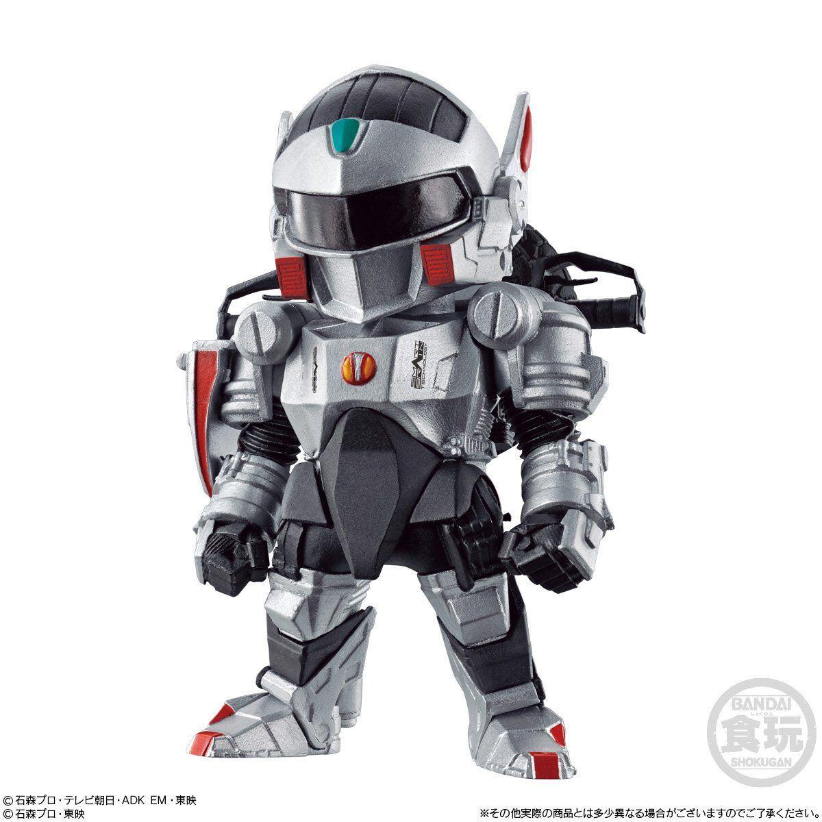【食玩】コンバージ仮面ライダー『CONVERGE KAMEN RIDER 17』10個入りBOX-006