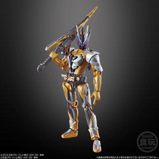 【食玩】装動『ゼロワン AI 05 & 装動 仮面ライダージオウ』コンプリートセット-006