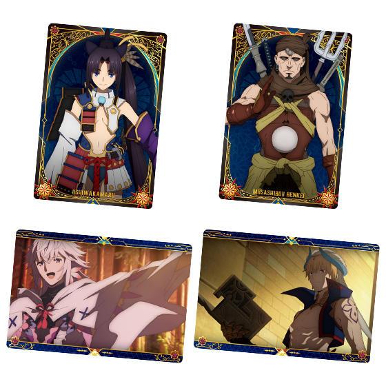 【食玩】『Fate/Grand Order -絶対魔獣戦線バビロニア- ウエハース2』20個入りBOX-001