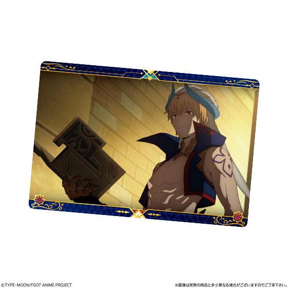 【食玩】『Fate/Grand Order -絶対魔獣戦線バビロニア- ウエハース2』20個入りBOX-005