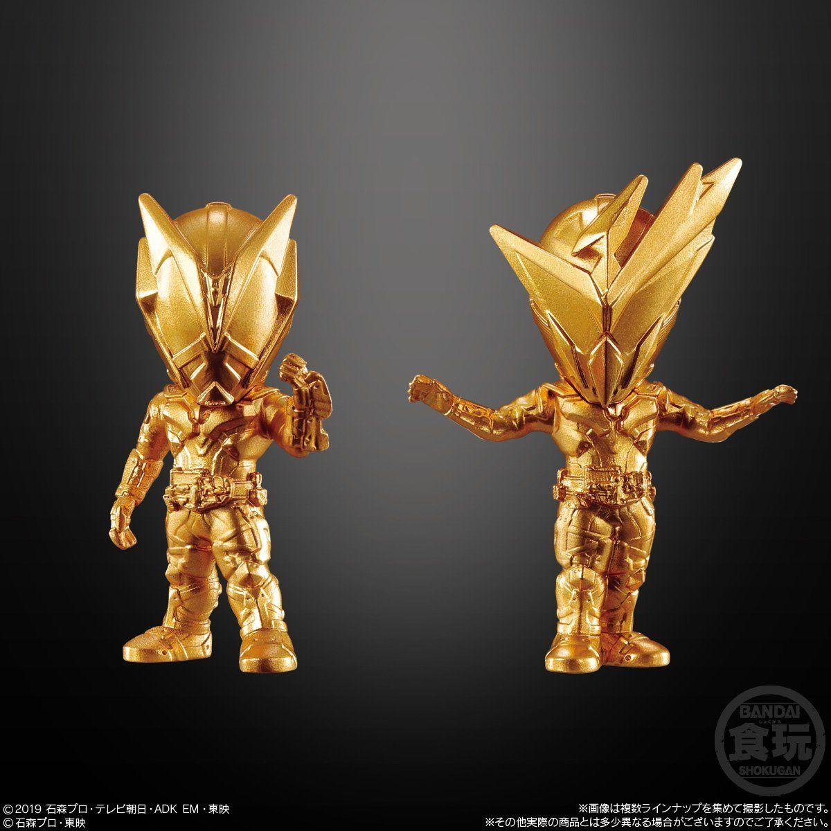 【食玩】『仮面ライダーゴールドフィギュア01』16個入りBOX-003