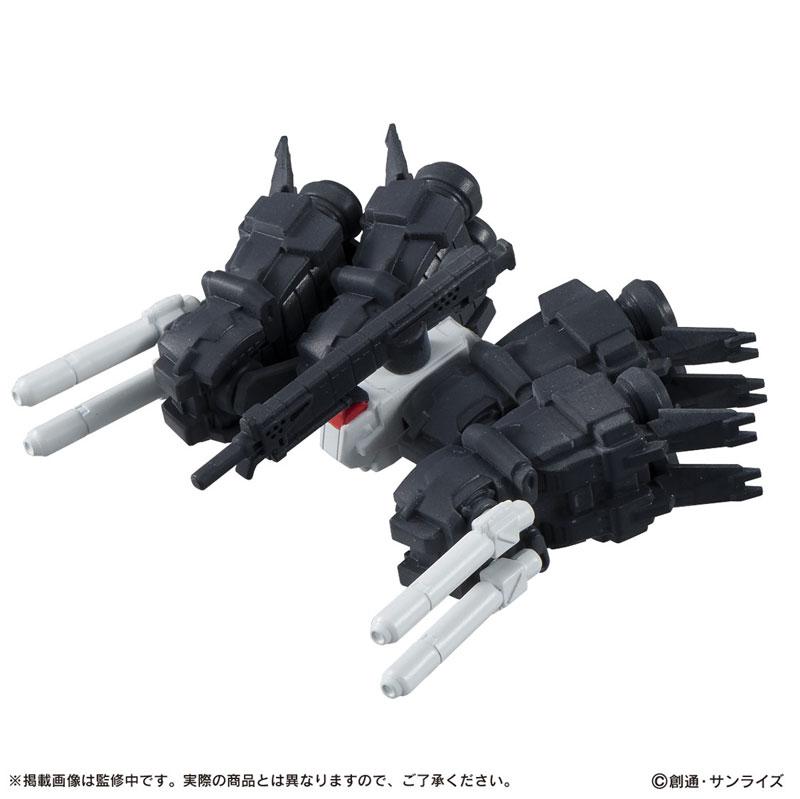 機動戦士ガンダム『MOBILE SUIT ENSEMBLE 13』10個入りBOX-004