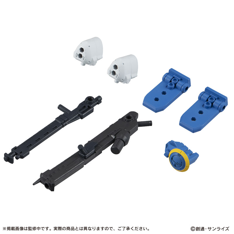 機動戦士ガンダム『MOBILE SUIT ENSEMBLE 13』10個入りBOX-005