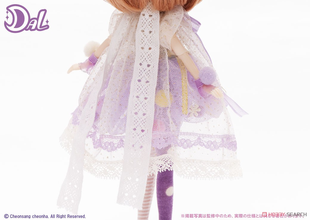 DAL(ダル)『Pixie(ピクシー)』完成品ドール-010