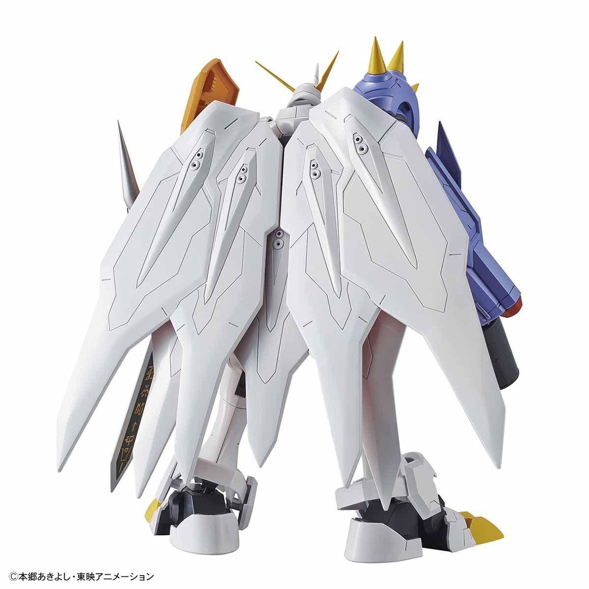 【再販】Figure-rise Standard『オメガモン(AMPLIFIED)』デジモンアドベンチャー プラモデル-003