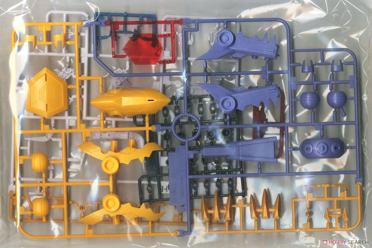 【再販】Figure-rise Standard『オメガモン(AMPLIFIED)』デジモンアドベンチャー プラモデル-010