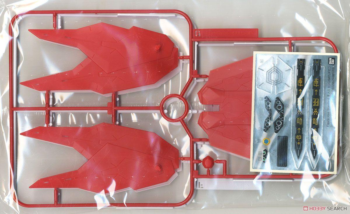 【再販】Figure-rise Standard『オメガモン(AMPLIFIED)』デジモンアドベンチャー プラモデル-012