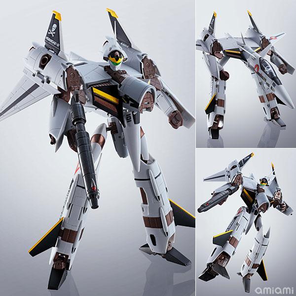 HI-METAL R『VF-4G ライトニングIII』超時空要塞マクロス Flash Back 2012 可変可動フィギュア