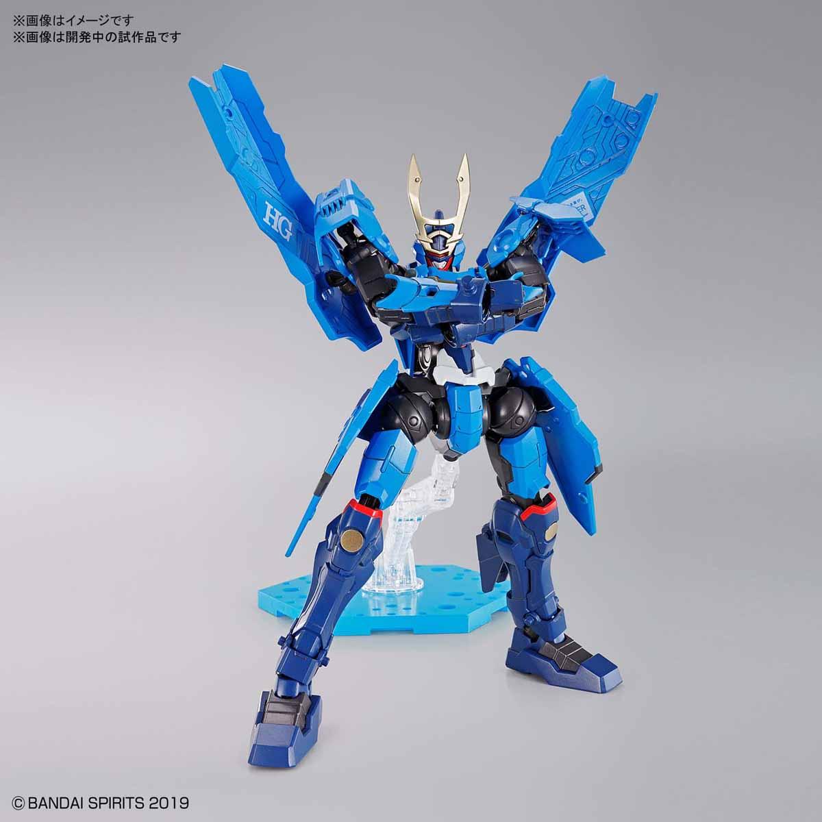 HG『蒼流丸』プラモデル-003