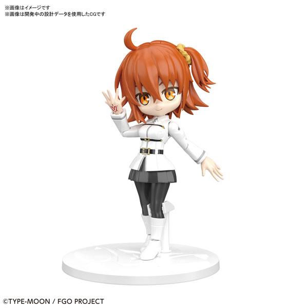 ぷちりっつ『マスター/女主人公』Fate/Grand Order プラモデル