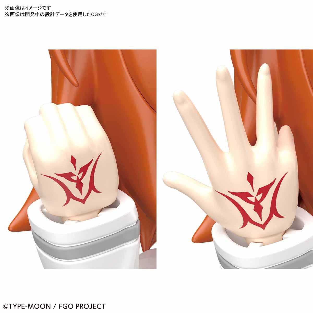 ぷちりっつ『マスター/女主人公』Fate/Grand Order プラモデル-003