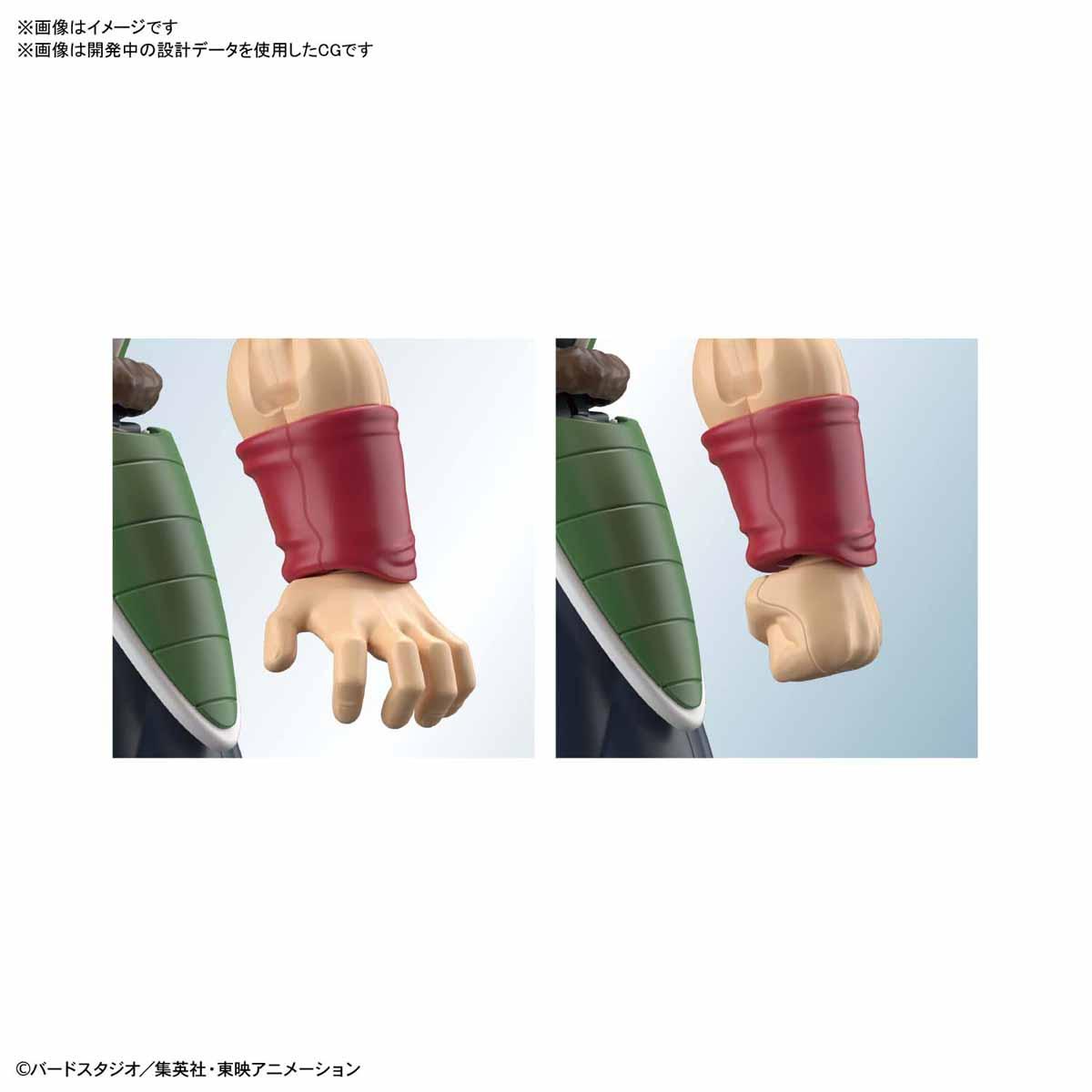 Figure-rise Standard『バーダック』ドラゴンボールZ プラモデル-005