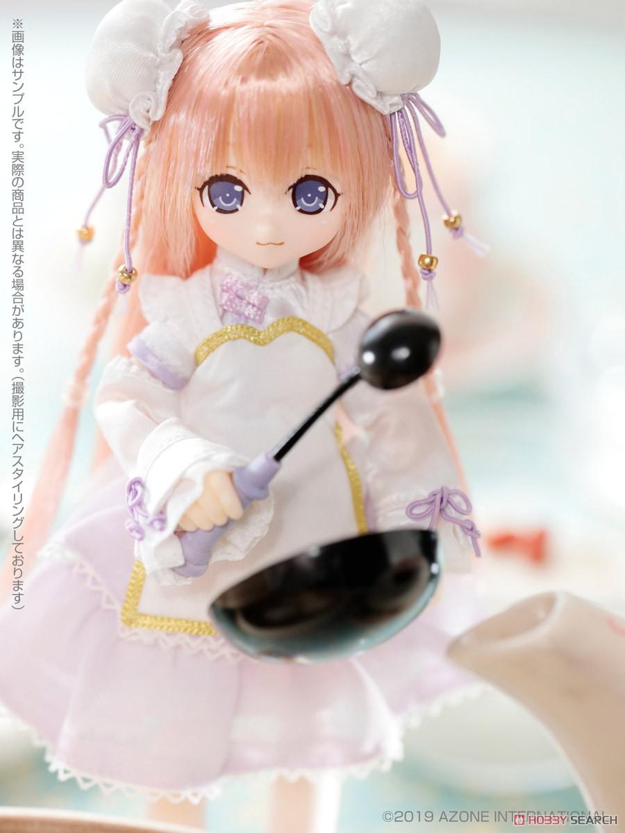 Lil'Fairy ~ちいさな ちいさなお手伝いさん~『スイ』完成品ドール-009