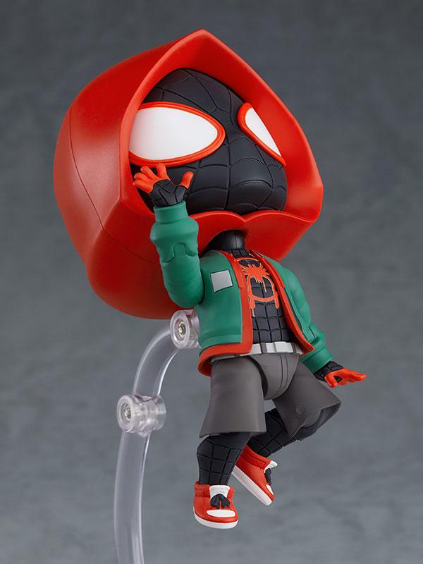 ねんどろいど『マイルス・モラレス スパイダーバース・エディション DX Ver.』 可動フィギュア-002