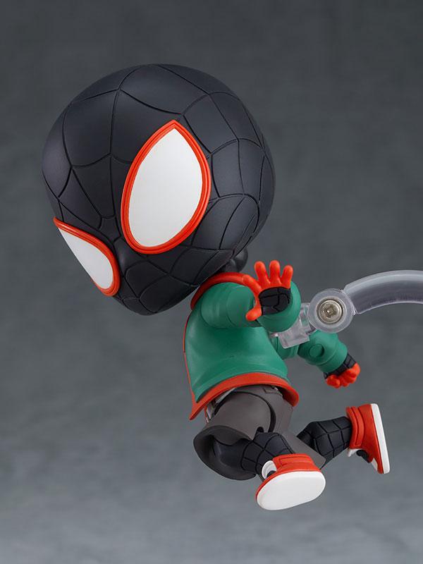 ねんどろいど『マイルス・モラレス スパイダーバース・エディション DX Ver.』 可動フィギュア-003