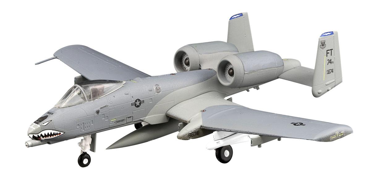 【食玩】ウイングキットコレクション VS12『OV-10 ブロンコ VS A-10 サンダーボルト』1/144 プラモデル 10個入りBOX-007