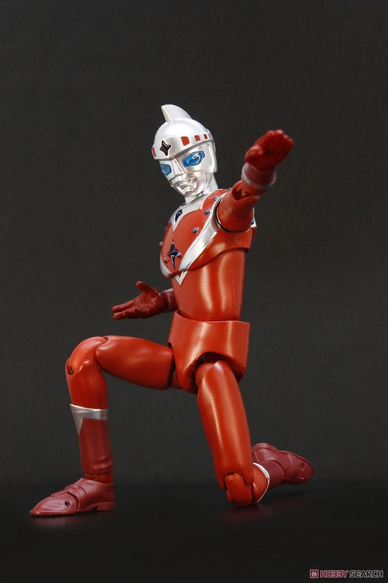 HAF(ヒーローアクションフィギュア)『アイアンキング タイタニアン憑依Ver.』可動フィギュア-004
