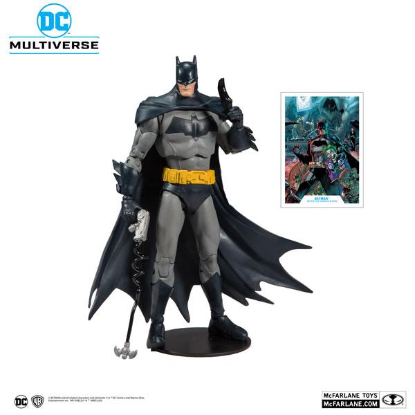 DCマルチバース #001『バットマン[Detective Comics #1000]』7インチ・アクションフィギュア