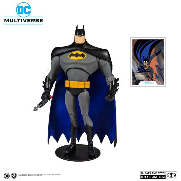 DCマルチバース #007『バットマン Batman the Animated Series』7インチ・アクションフィギュア