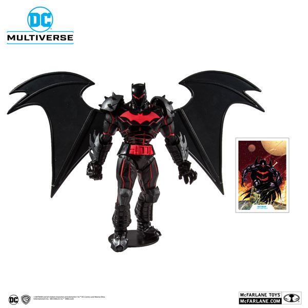 DCマルチバース #010『ヘルバットアーマー・バットマン』7インチ・アクションフィギュア