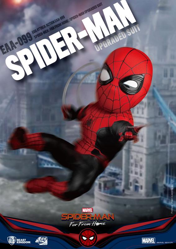 エッグアタック・アクション『スパイダーマン アップグレード スーツ版』可動フィギュア-002