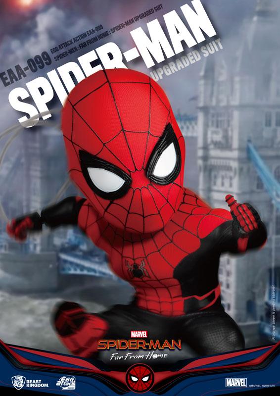 エッグアタック・アクション『スパイダーマン アップグレード スーツ版』可動フィギュア-003