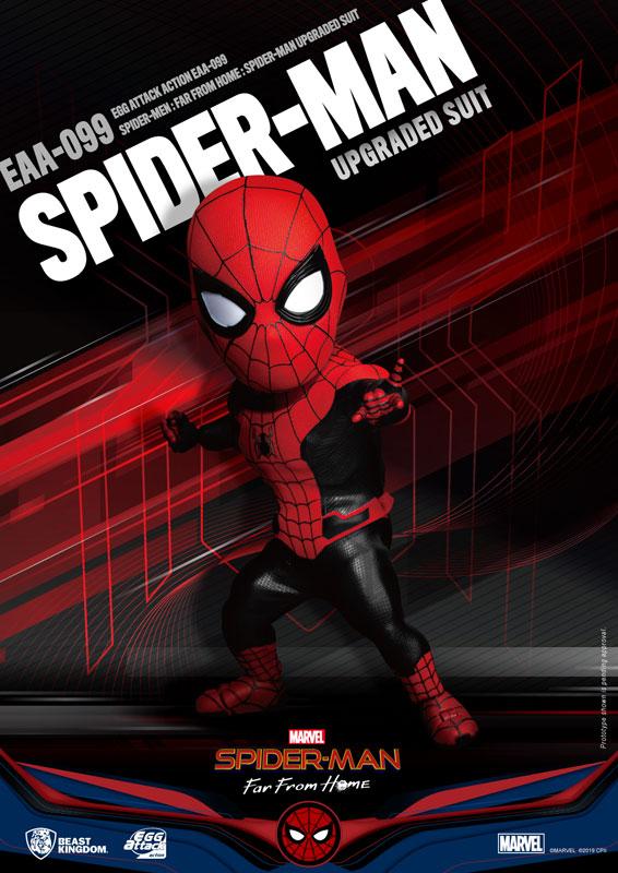 エッグアタック・アクション『スパイダーマン アップグレード スーツ版』可動フィギュア-004