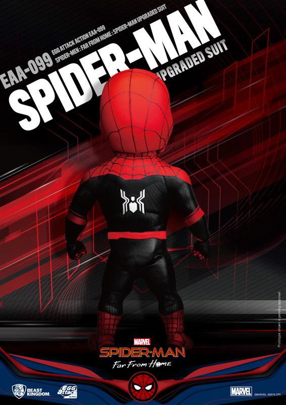 エッグアタック・アクション『スパイダーマン アップグレード スーツ版』可動フィギュア-006