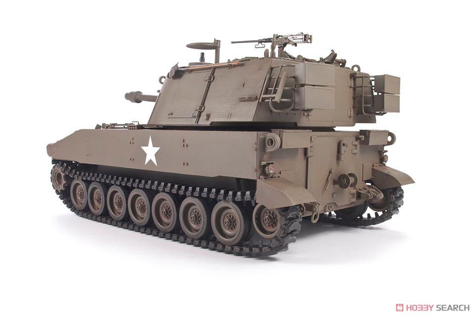 1/35『M108 105mm自走榴弾砲』プラモデル-003