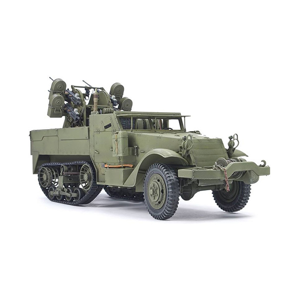 1/35『M16 対空自走砲 ミートチョッパー』プラモデル