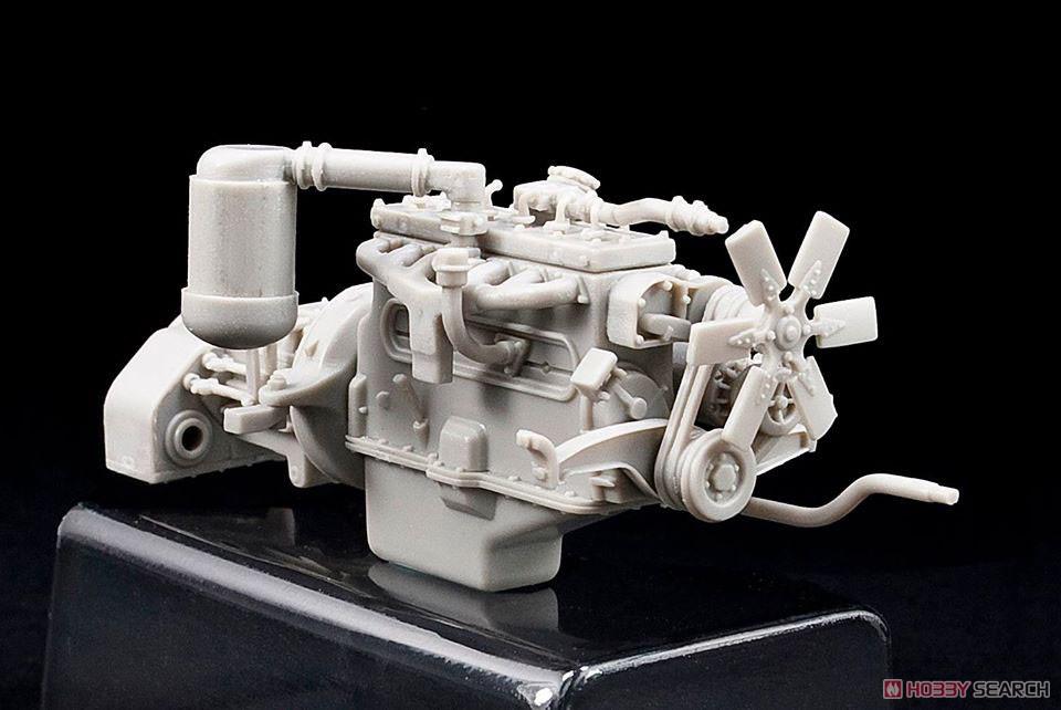1/35『M16 対空自走砲 ミートチョッパー』プラモデル-018