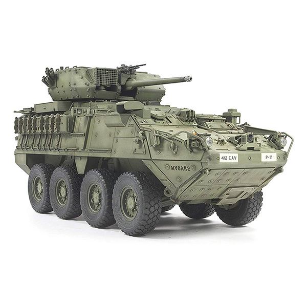 1/35『M1296 ストライカードラグーン 歩兵戦闘車』プラモデル
