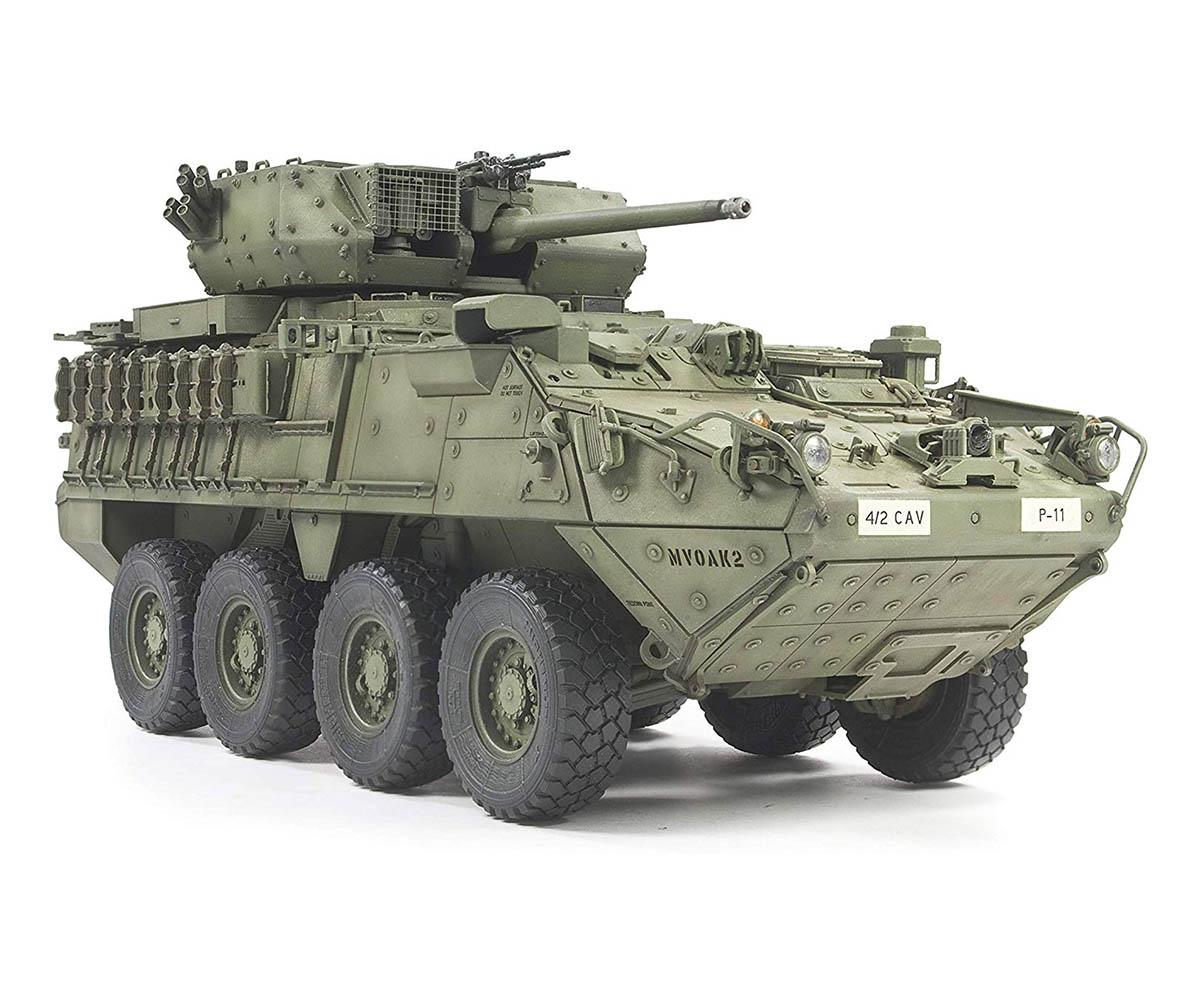 1/35『M1296 ストライカードラグーン 歩兵戦闘車』プラモデル-002