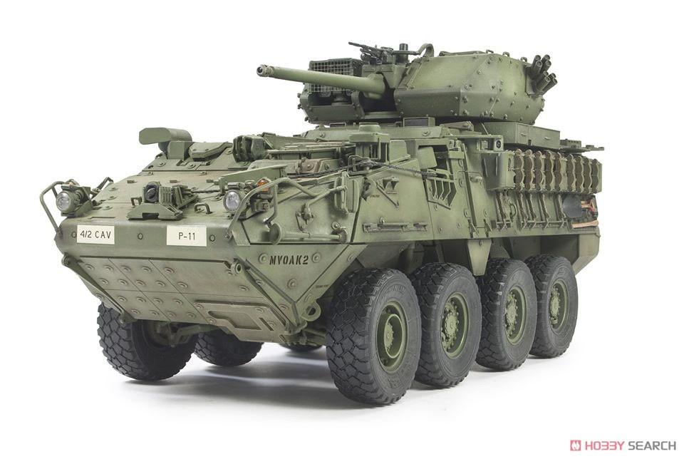 1/35『M1296 ストライカードラグーン 歩兵戦闘車』プラモデル-003