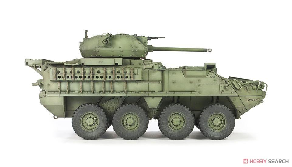 1/35『M1296 ストライカードラグーン 歩兵戦闘車』プラモデル-004