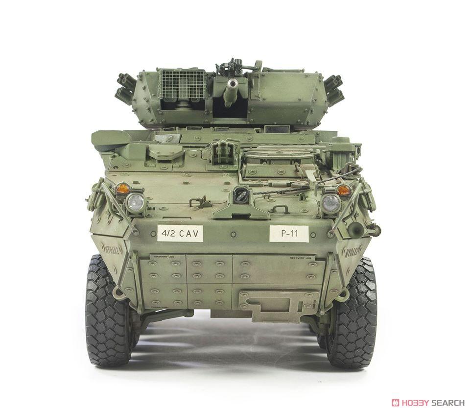 1/35『M1296 ストライカードラグーン 歩兵戦闘車』プラモデル-005