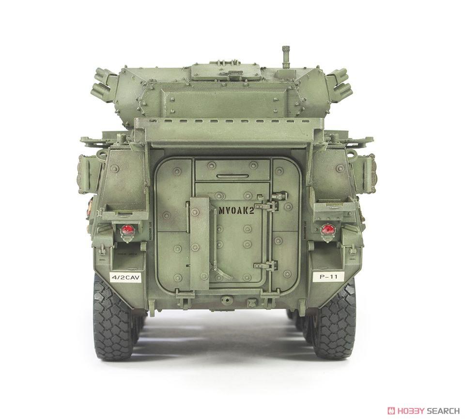 1/35『M1296 ストライカードラグーン 歩兵戦闘車』プラモデル-006
