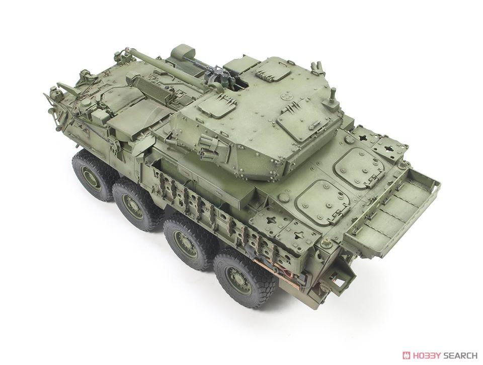 1/35『M1296 ストライカードラグーン 歩兵戦闘車』プラモデル-007