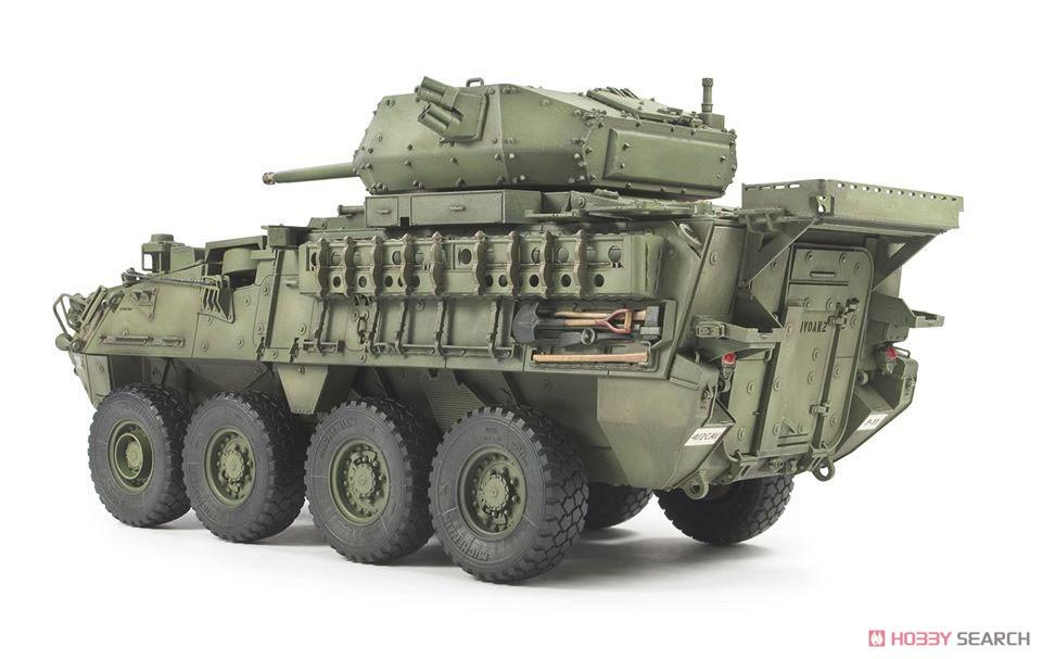 1/35『M1296 ストライカードラグーン 歩兵戦闘車』プラモデル-008