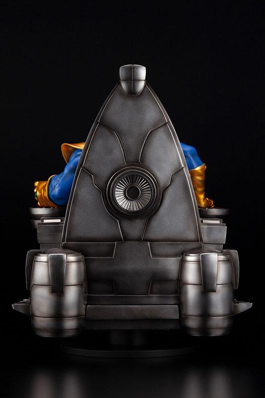 ファインアートスタチュー『サノス オン スペーススローン』MARVEL UNIVERSE 1/6 完成品フィギュア-006