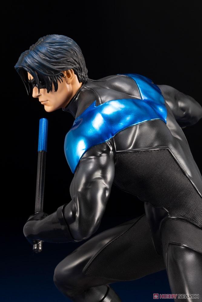 ARTFX『ナイトウィング』DCコミックス 1/6 完成品フィギュア-011