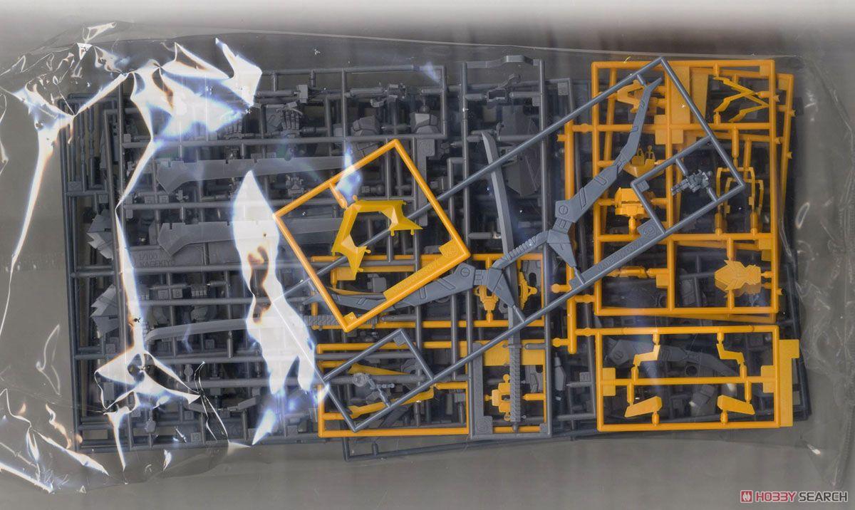 【再販】1/100『第六工廠八式壱型 悪七兵衛 景清[八島(やしま)]』バーチャロン プラモデル-014