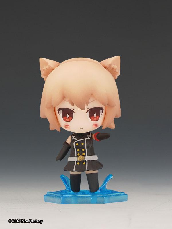 戦艦少女R×戦記連萌『トレーディングフィギュアSet.G』8個入りBOX-001