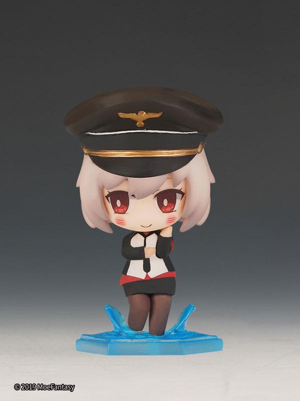 戦艦少女R×戦記連萌『トレーディングフィギュアSet.G』8個入りBOX-003
