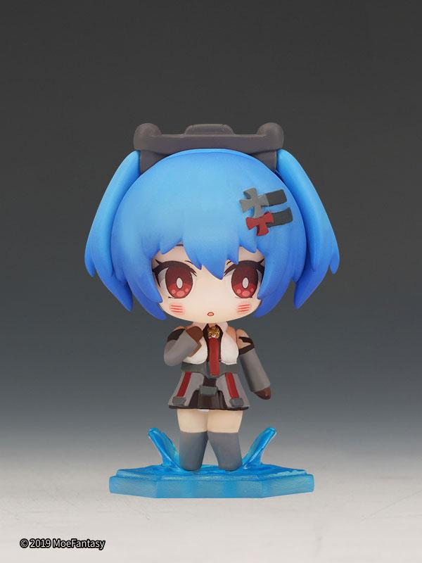 戦艦少女R×戦記連萌『トレーディングフィギュアSet.G』8個入りBOX-004