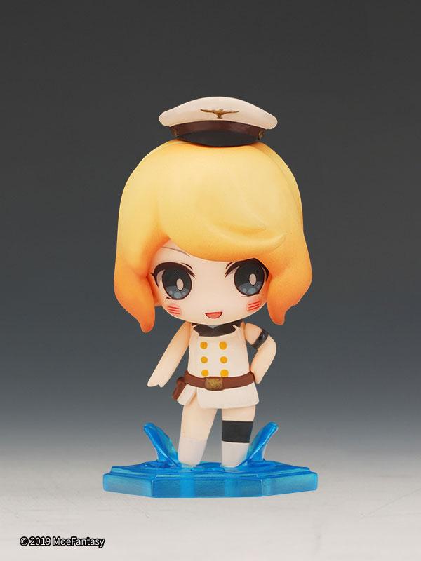 戦艦少女R×戦記連萌『トレーディングフィギュアSet.G』8個入りBOX-005