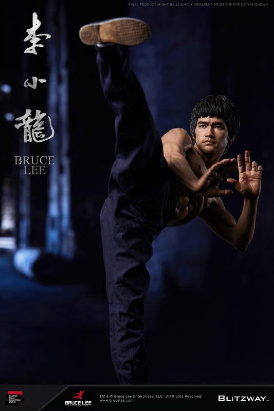 『ブルース・リー トリビュート スタチュー Ver.3』1/4 スタチュー-025