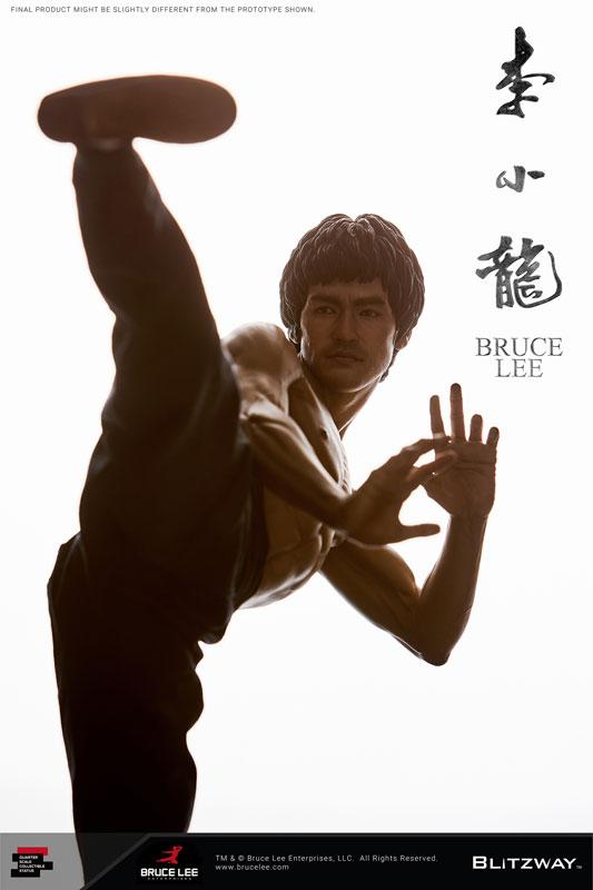 『ブルース・リー トリビュート スタチュー Ver.3』1/4 スタチュー-028